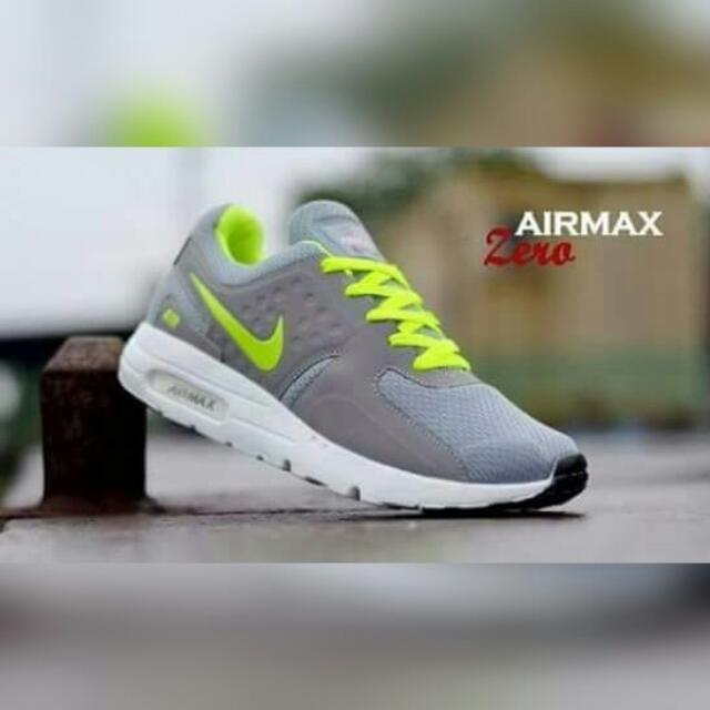 the best attitude c0bda d16e4 Sepatu Nike Airmax Zero Man, Men's Fashion, Men's Footwear ...