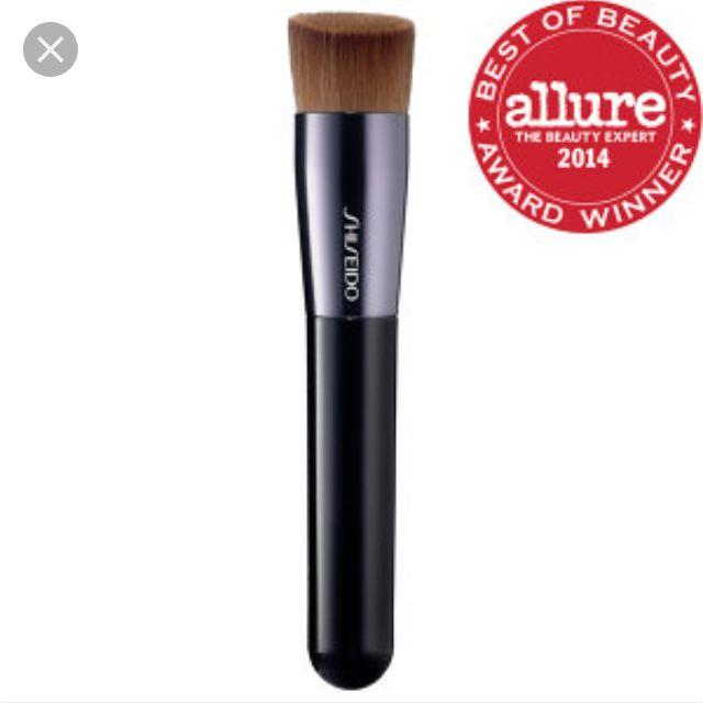 Shiseido Brush Foundation