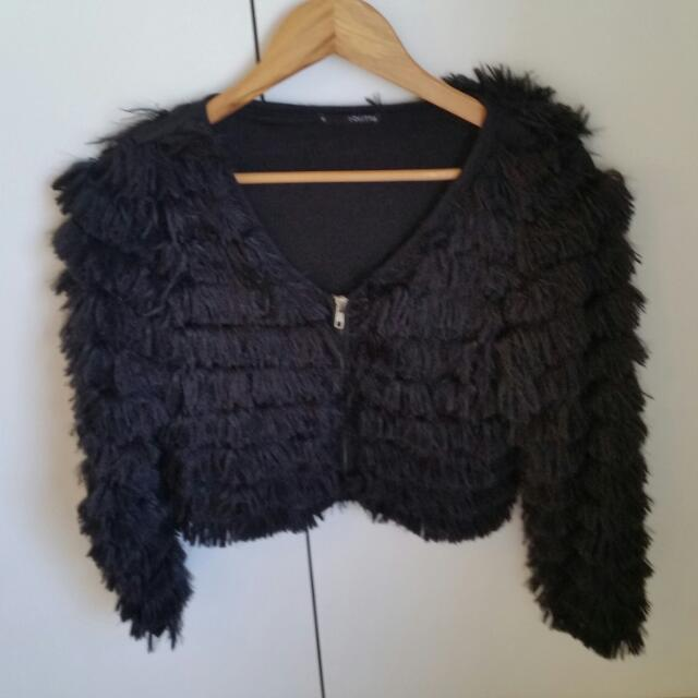 Size 6 Fur Jacket