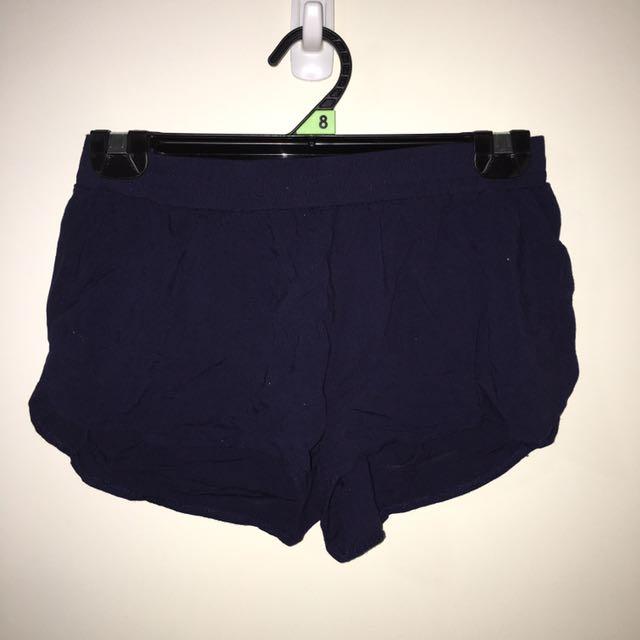 Size 8 Blue Shorts