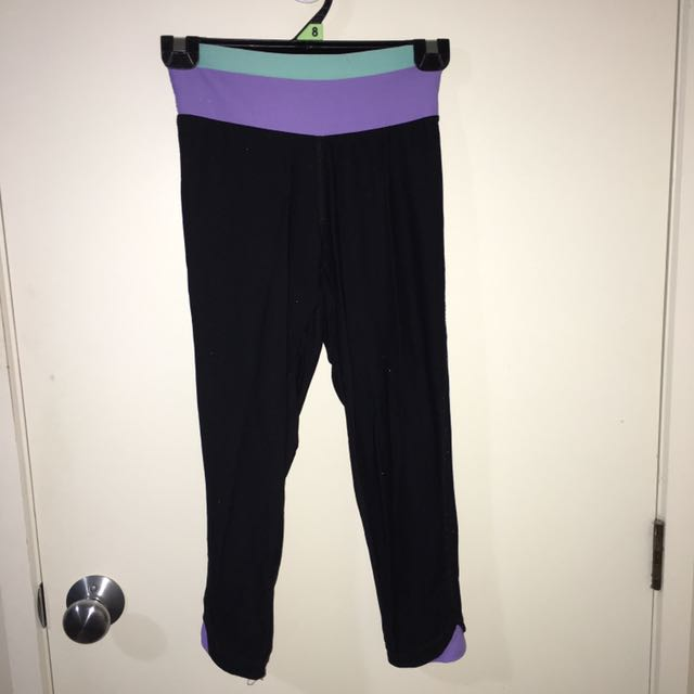 Size 8 Sports Leggings