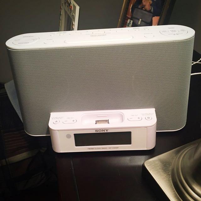 Sony Dream Machine Speaker
