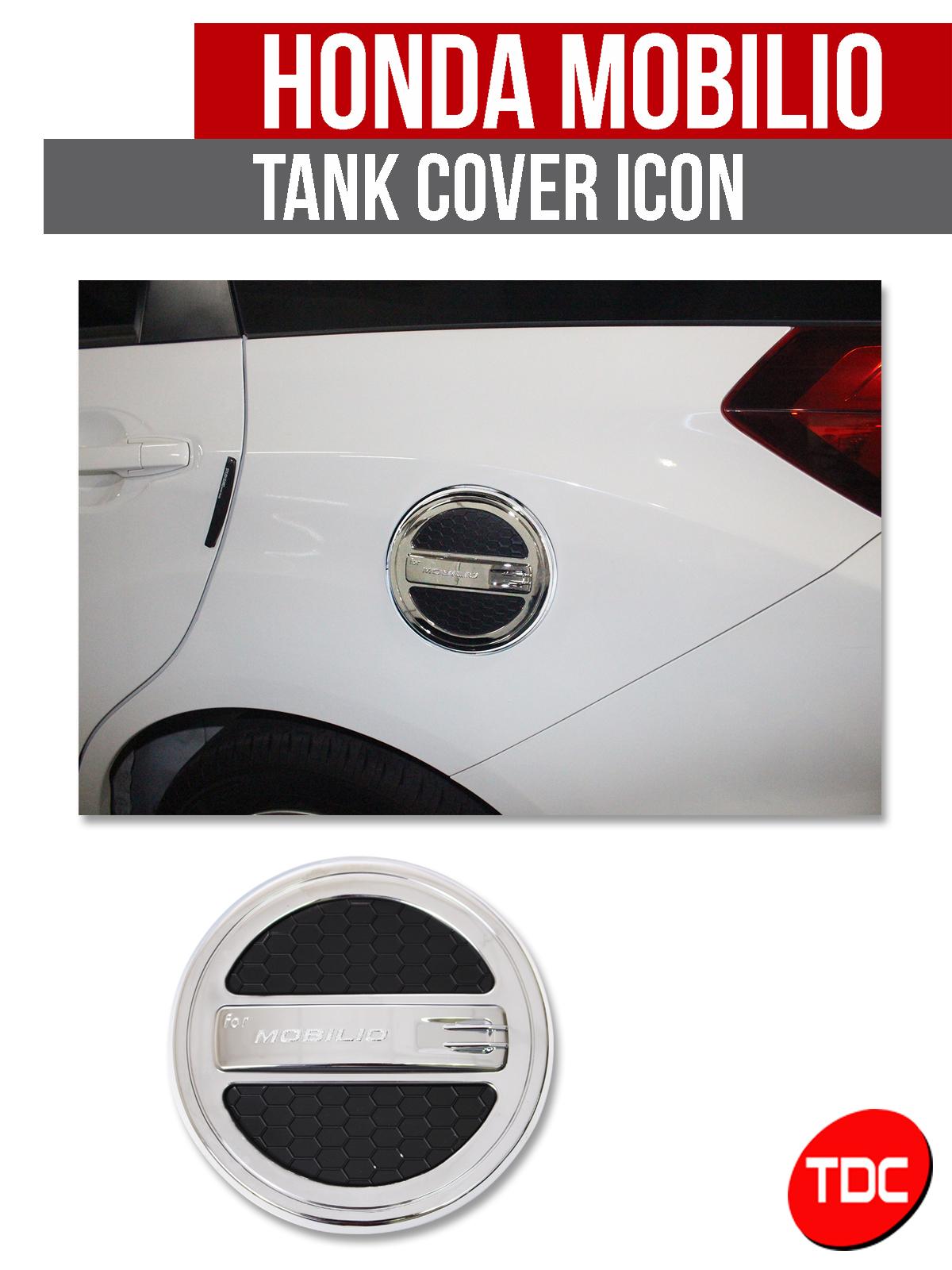 Tank Cover Model Icon Variasi (Aksesoris) Honda Mobilio - TDC