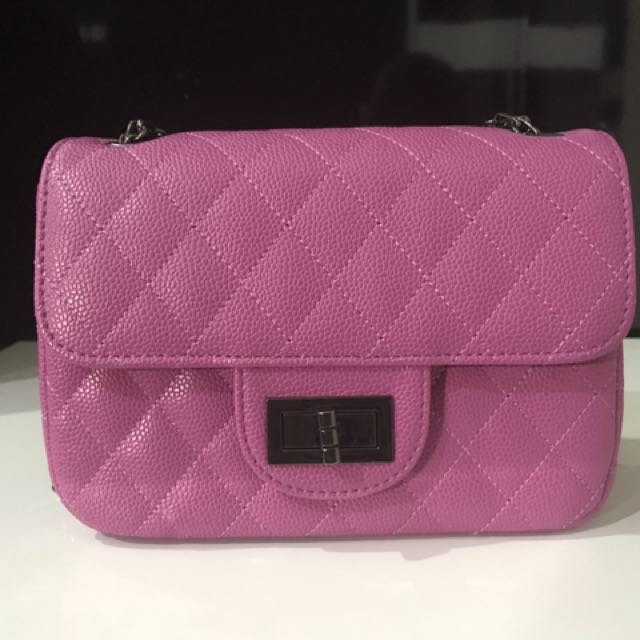 Tas Channel Pink