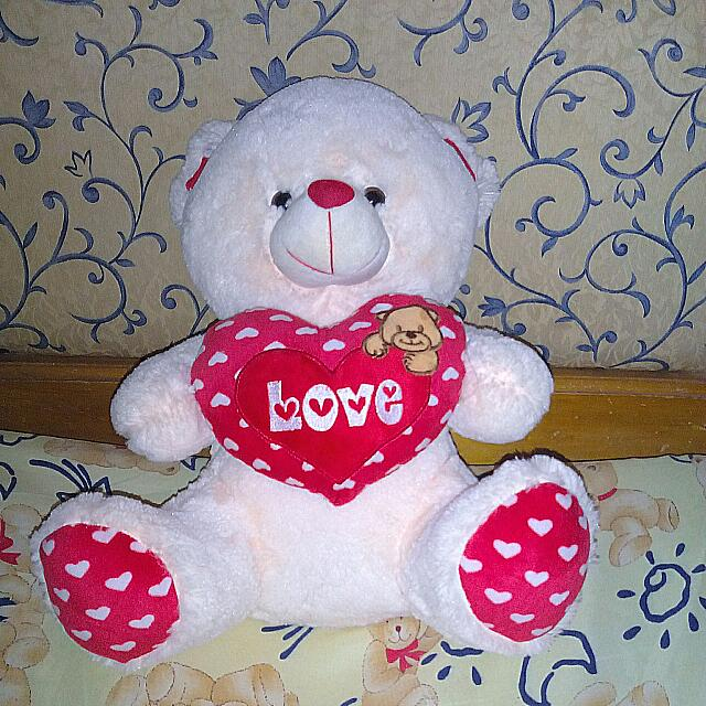 Teddy Bear with LOVE ❤
