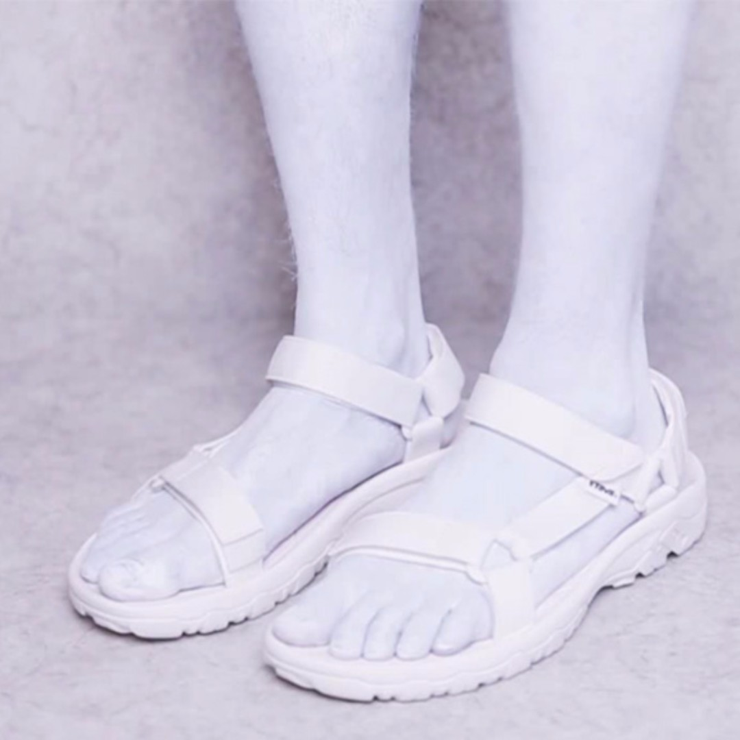 TEVA X BEAUTY & YOUTH Hurricane XLT Sandals in White