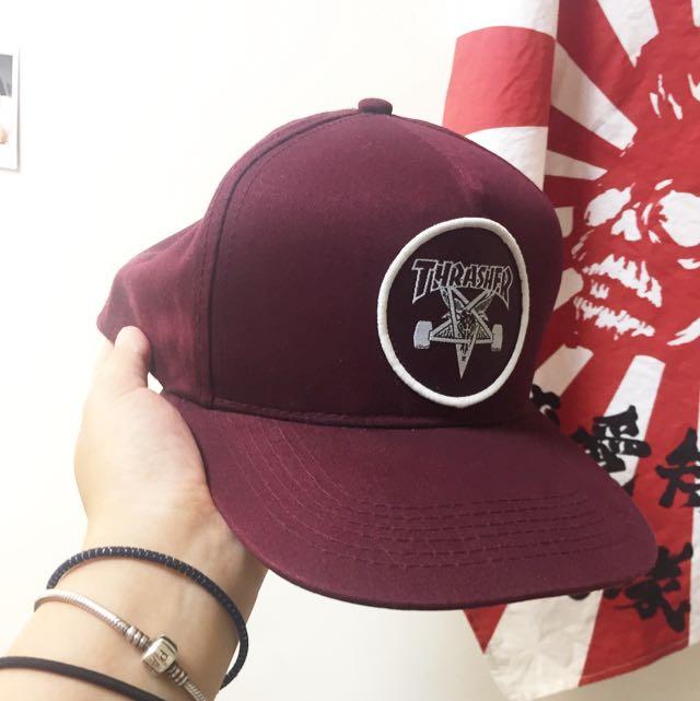 Thrasher帽