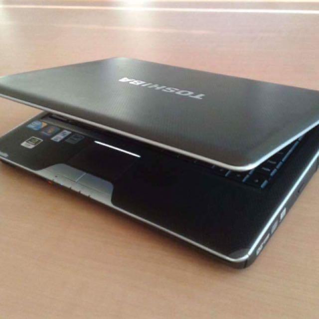 TOSHIBA Satellite Pro U500 5f1 Core i5 3rdgen 1gb nvidia cuda gaming laptop