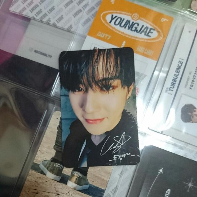 [TRADE] Yugyeom Making Arrival