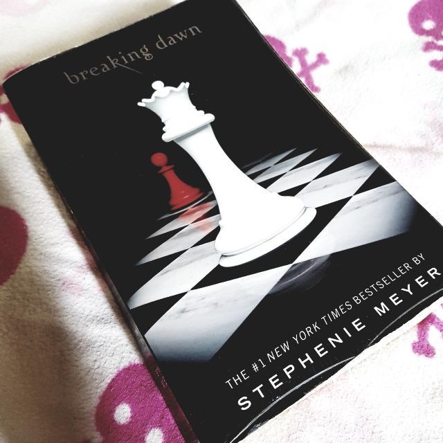 Twilight Sage: Breaking Dawn