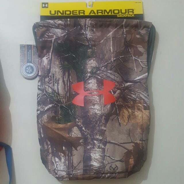 Under Armour Sack Pack