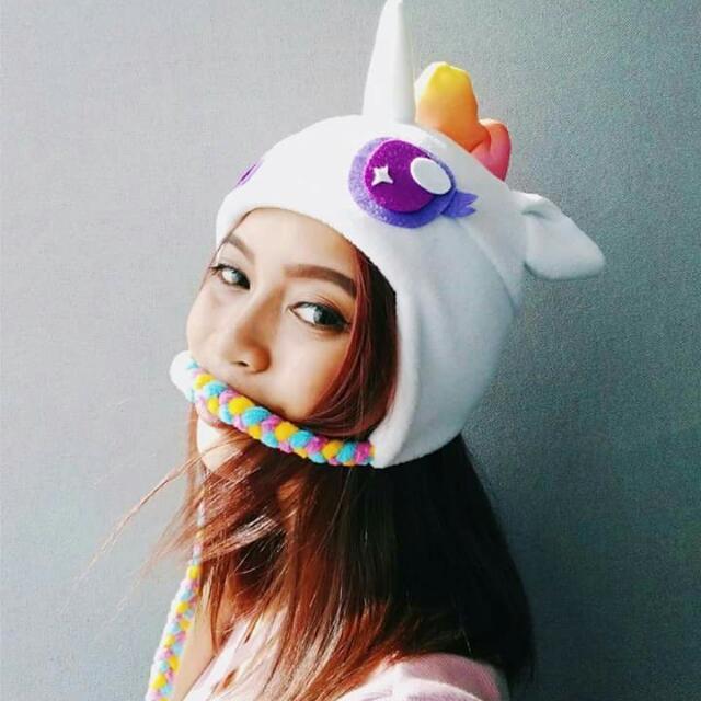 Unicorn hat 🦄