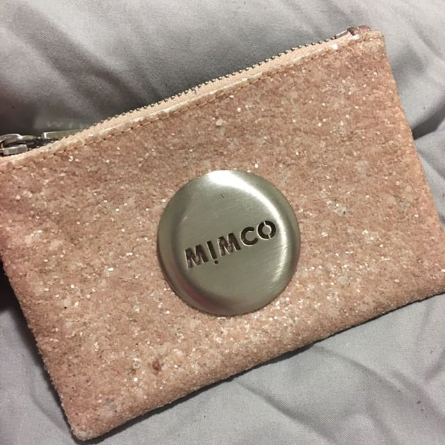 *USED* MIMCO POUCH (SMALL)