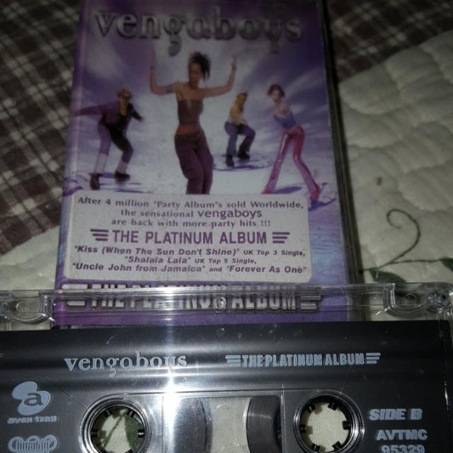 Vengaboys - The Platinum Album, Music & Media, CD's, DVD's