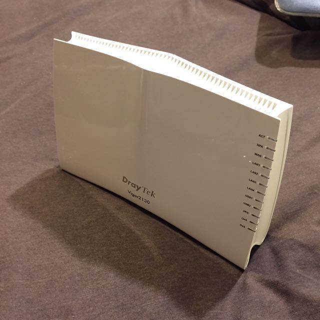 居易科技Vigor2130 高速寬頻路由器