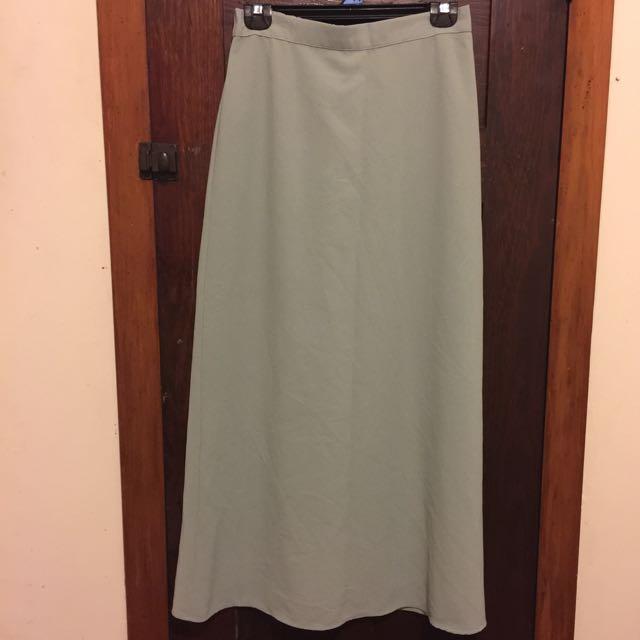 #thecafe Vintage Skirt