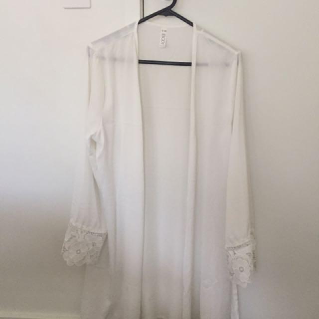 White Kimono Cotton On