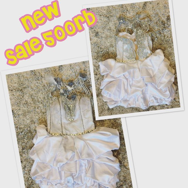 Whitw Gown