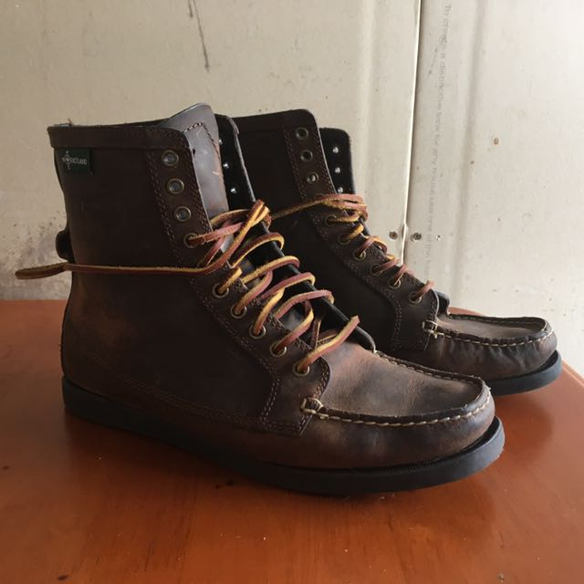 Women's Leather Boot