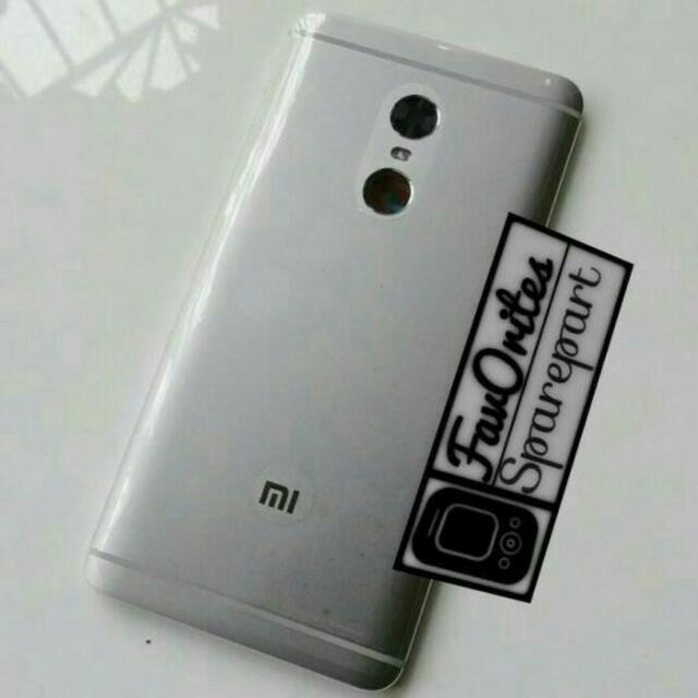 Xiaomi Redmi Note 4 Backdoor/ Casing Belakang/ Tutup Baterai Ori, Mobile Phones & Tablets, Mobile & Tablet Accessories on Carousell