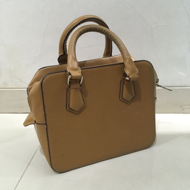 Zara Basic Handbag
