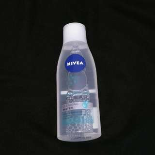Nivea Makeup Clear Cleansing Water