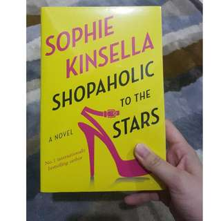 Shopaholic to The Stars- Sophie Kinsella