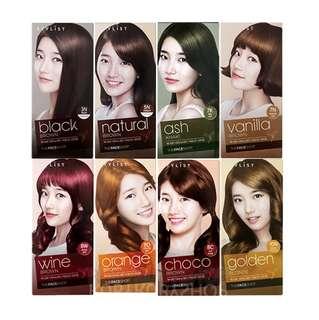 The Face Shop Stylist Silky Hair Color Cream