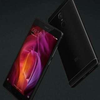 Xiomi Note 4 Ram 3/32 Black