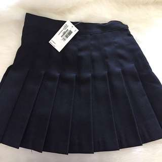 American Apparel Tennis Skirt XS