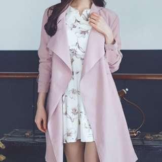 Blazer / Coat / Jacket Korea Outer Cardigan Winter coat Fashion Wanita