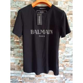 Balmain Paris 2016 Short Sleeve Tee