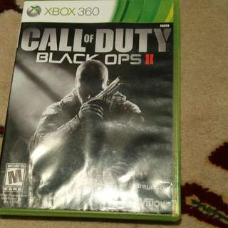 Call Of Duty Black Ops 2 For Xbox 360