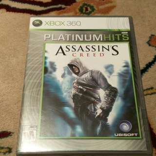 Assassin's Creed (original) For Xbox 360