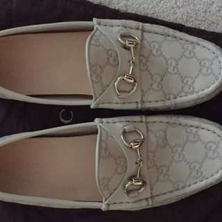 Gucci Horsebit Loafer Shoes