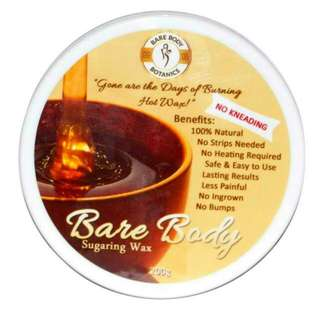 Bare Body Sugar Wax No Kneading (200g)