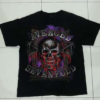 Avenged Sevenfold Band Tshirt