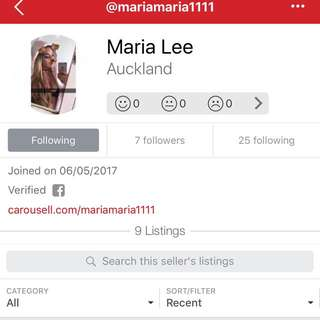 SCAMMER !!!! DO NOT BUY OFF THIS USER
