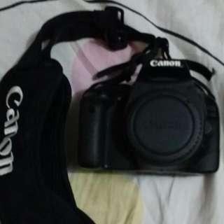 Canon 550D DSLR Body Only