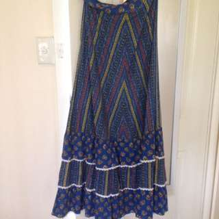 Vintage Skirt Modern Day Size 8-10