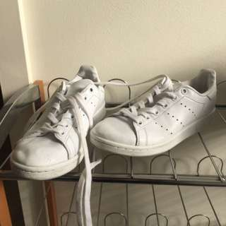 Adidas Stan Smith Triple White US 4.5