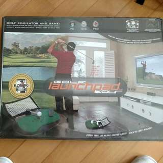 Golf Simulator and Game
