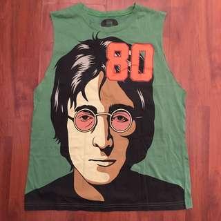 Artwork John Lennon Muscle Tee