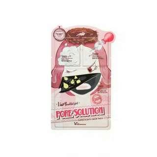 Elizavecca Pore Solution Super Elastic Mask Pack BUY 5 FREE 1