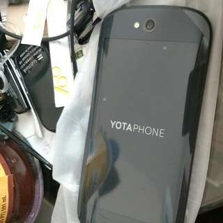 Yotaphone 2 Dual Screen