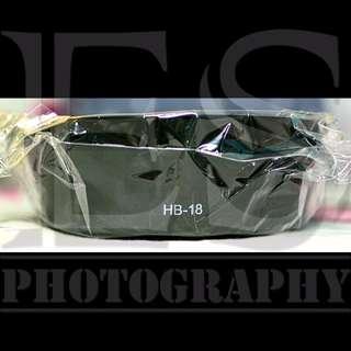 Lens Hood HB-18 HB18 for NIKON AF 28-105mm f/3.5-4.5D
