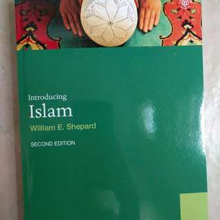 Introduction To Islam Textbook