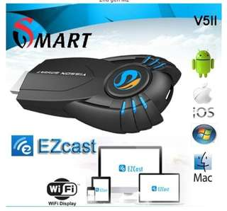 EzCast Wifi Display HDMI 1080P TV Dongle (VSmart)