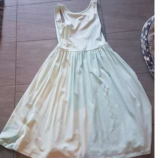 Beautiful Green Dress Size S