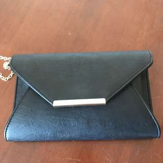Collette Sidebag/clutch